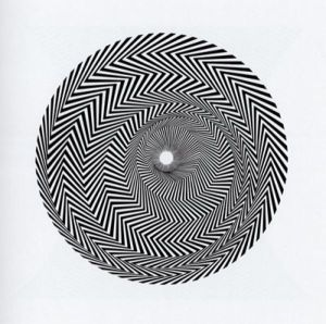 Bridget Riley: Bright light 1. 1962.
